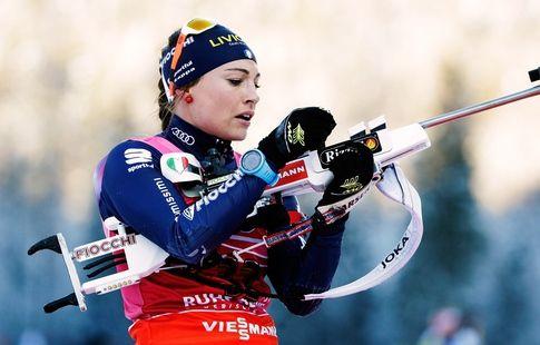 Вирер завоевала золото в спринте на этапе Кубка мира в Эстерсунде: все результаты