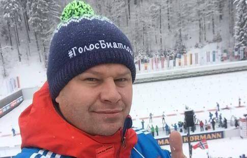 """Губерниев: """"Враги не сломят нас"""". Российский биатлон жив!"""