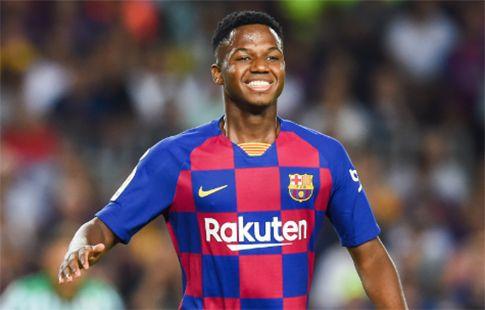 """""""Барселона"""" определила сумму отступных за Фати в размере 170 миллионов евро"""