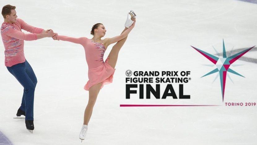 Вэньцзин/Цун лидируют в финале Гран-при, Бойкова/Козловский вторые