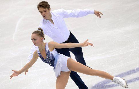 Пара Бойкова-Козловский - вторая после короткой программы в финале Гран-при: все результаты