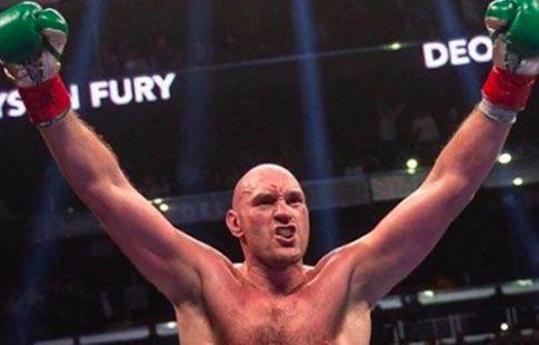 """Глава UFC: """"Тайсон Фьюри хочет выступить в UFC"""""""