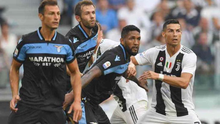 Футбол, Серия А, 15 тур, Лацио - Ювентус, Прямая текстовая онлайн трансляция