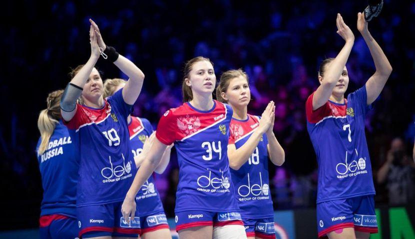 Гандбол, Чемпионат мира, женщины, второй этап, Румыния - Россия, Прямая текстовая онлайн трансляция