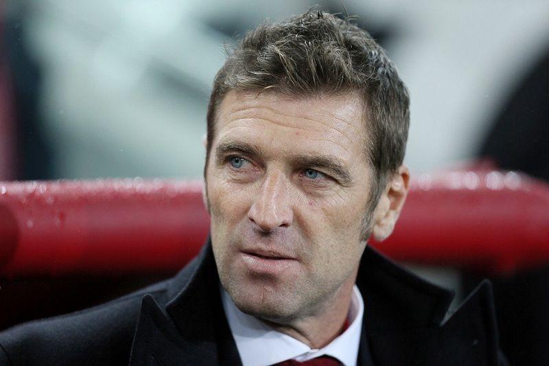 АЕК объявил о назначении Карреры на пост главного тренера клуба