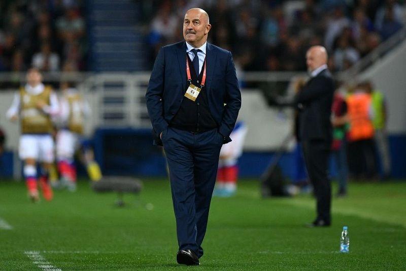 Черчесов поделился мнением о соперниках России по товарищеским матчам перед Евро-2020