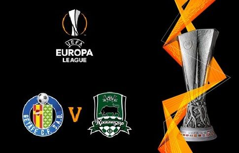 Футбол, Лига Европы, Краснодар – Хетафе, прямая текстовая онлайн трансляция