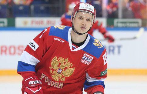 Россия - Чехия - 2:0: Григоренко забрасывает вторую шайбу хозяев в ворота Чехии. ВИДЕО