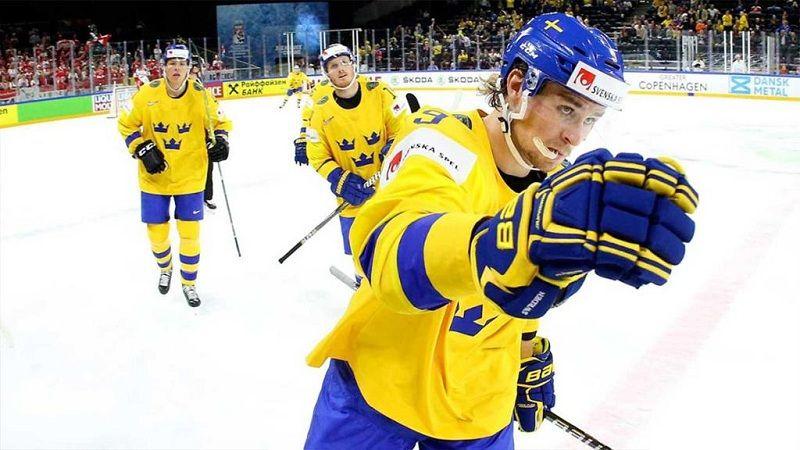 Сборная Швеции обыграла Чехию на Кубке первого канала, все шайбы забросили игроки из КХЛ