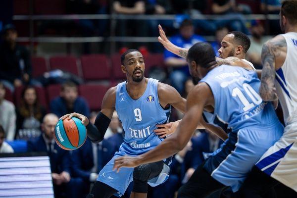 Баскетбол, Евролига, 14 тур, Зенит - Маккаби, Прямая текстовая онлайн трансляция