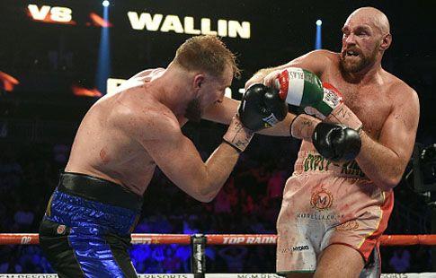Тайсон Фьюри завершит боксёрскую карьеру и уйдёт в UFC