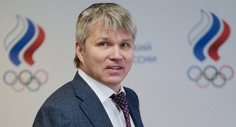 Песков рассказал, почему министр спорта РФ получил орден