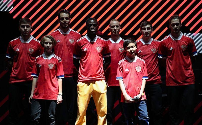 Adidas изменит форму сборной России к Евро-2020