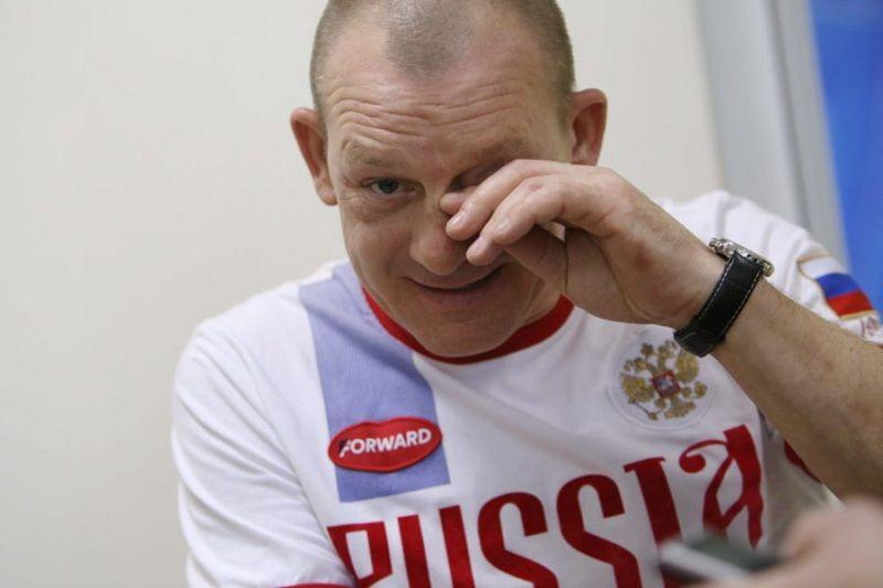 """Саутин: """"Не считаю правильным, что спортсменов, пойманных на допинге, приглашают в политику"""""""