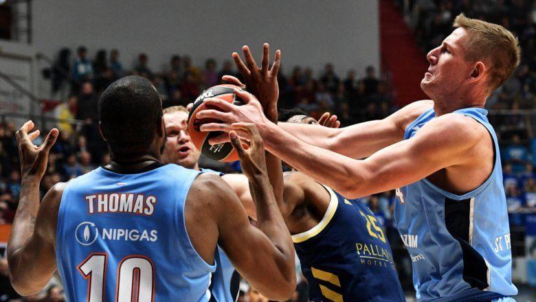 Баскетбол, Евролига, 15 тур, Фенербахче - Зенит, Прямая текстовая онлайн трансляция