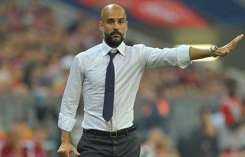 """Гвардиола: """"Я хочу остаться в """"Манчестер Сити"""". Пока спешить некуда"""""""
