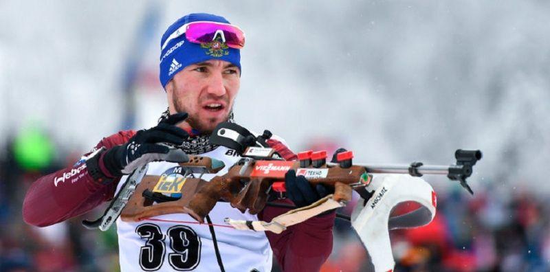 Логинов опустился на 6-е место в общем зачёте Кубка мира по биатлону