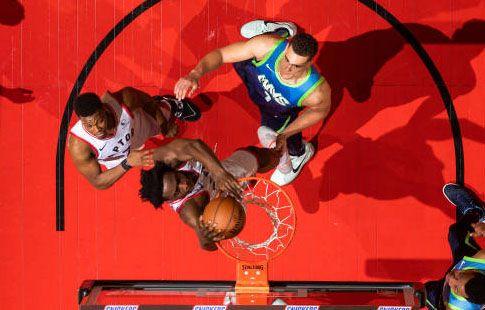 """""""Торонто"""" делает первый 30-очковый камбэк в НБА за последние 10 лет. ВИДЕО"""