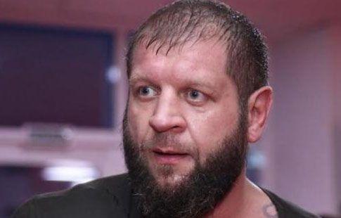 А. Емельяненко ответил Исмаилову