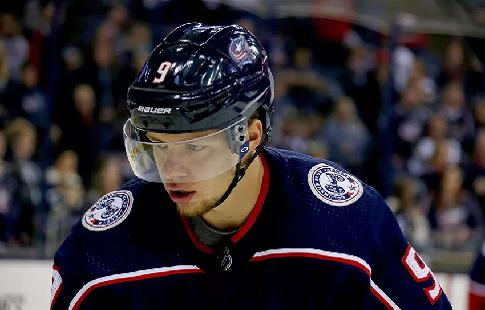 Панарин спел новогоднюю песню с другими звёздами НХЛ (Видео)