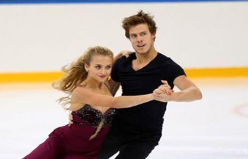 Фигурное катание. Синицина и Кацалапов выиграли чемпионат России. Все результаты