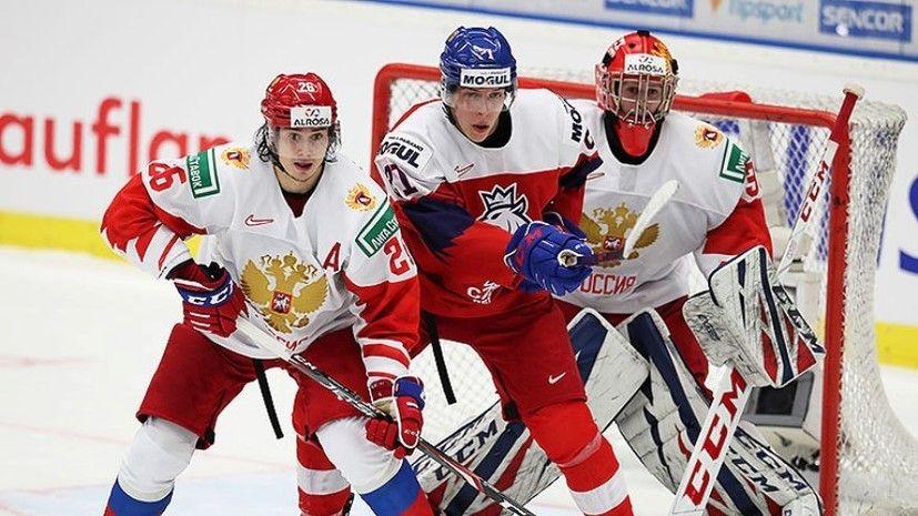 Сборная России внесла в заявку на МЧМ-2020 ещё двух хоккеистов