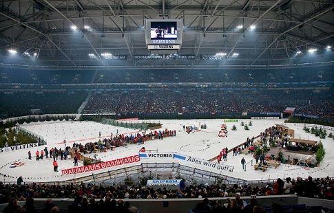 Елисеев и Юрлова-Перхт заняли последнее место в пасьюте на Рождественской гонке: все результаты