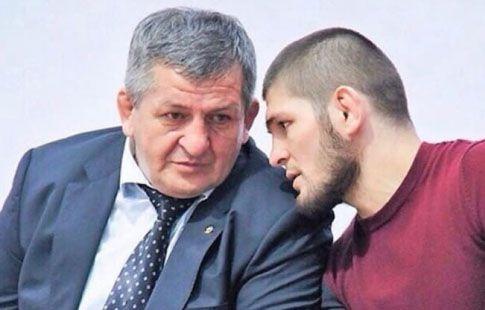 Отец Хабиба назвал имена лучших бойцов последнего десятилетия