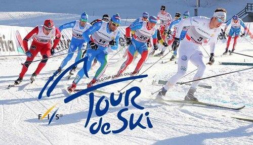 Устюгов выигрывает индивидуальную гонку на Тур де Ски! Три россиянина поднимаются на пьедестал!
