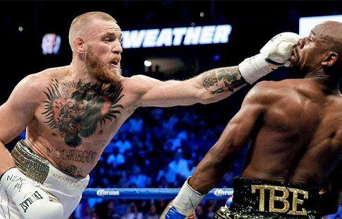 """Президент UFC: """"Ведём переговоры с Флойдом по реваншу с Макгрегором"""""""
