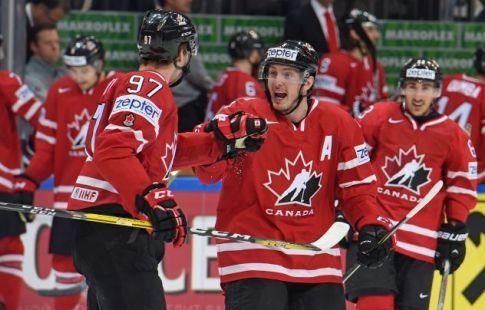 Тот, кого нужно бояться России: пушечный выстрел Лафренье в матче Канада - Финляндия. ВИДЕО