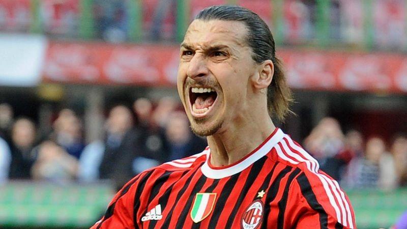 """Ибрагимовича включили в заявку """"Милана"""" на следующий матч, он может сыграть уже 6 января"""