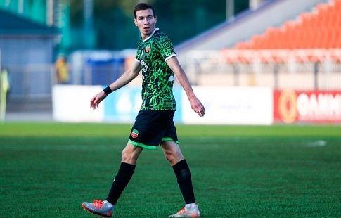 """Макаров подписал контракт с """"Рубином"""" на три с половиной года. ФОТО"""