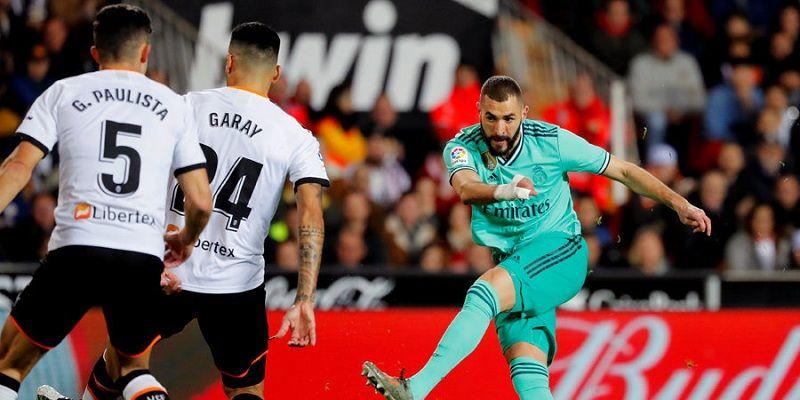 Футбол, Суперкубок Испании, Полуфинал, Валенсия - Реал, Прямая текстовая трансляция