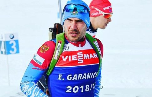 Гараничев оценил выступление в спринте в Оберхофе
