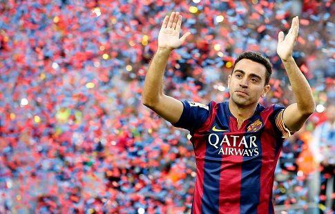 """Хави: """"Я очень хочу тренировать """"Барселону"""", больше ничего не скажу"""""""