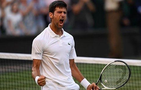 Джокович назвал фаворитом Australian Open