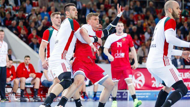 Гандбол, Чемпионат Европы, мужчины, групповой этап, Исландия - Россия, Прямая текстовая онлайн трансляция