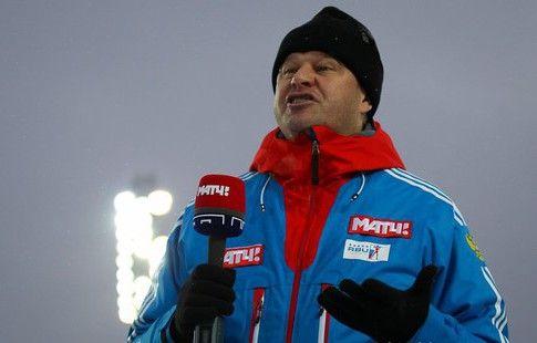 """Губерниев: """"Российские биатлонисты прямо сейчас напоминают крепкий """"Лестер"""""""