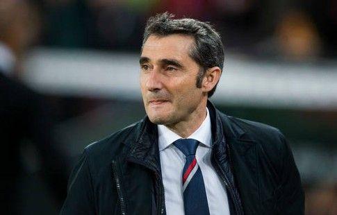 """Вальверде попрощался с игроками """"Барселоны"""", его может заменить Кике Сетьен"""