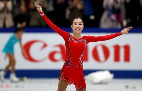 Турсынбаева может пропустить чемпионат Европы по фигурному катанию