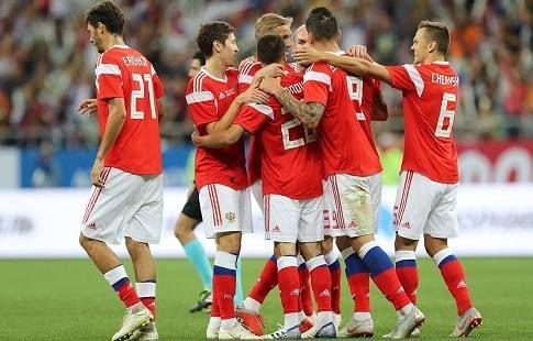 Сборная России сыграет с Сербией в Москве 6-го июня