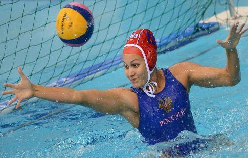 Российские ватерполистки минимально уступают сборной Венгрии на чемпионате Европы (ВИДЕО)