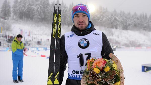 Белозёров оценил состояние Логинова перед этапом Кубка мира в Рупольдинге