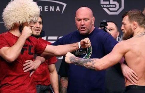 """Глава UFC: """"Если Конор одержит победу в эти выходные, то получит шанс на титульный поединок с Нурмагомедовым"""""""