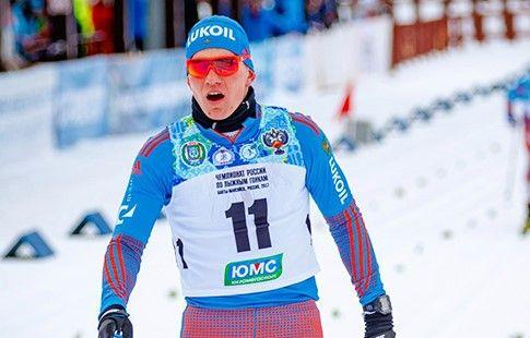 Большунов выигрывает индивидуальную гонку в Нове Место!