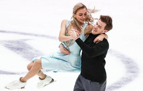 """Кацалапов и Синицина — о победе на чемпионате Европы: """"Немного потрясывает, но мы просто счастливы!"""""""