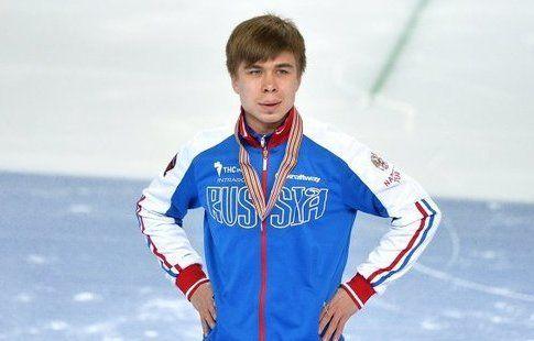 Елистратов - обладатель золотой медали ЧЕ-2020