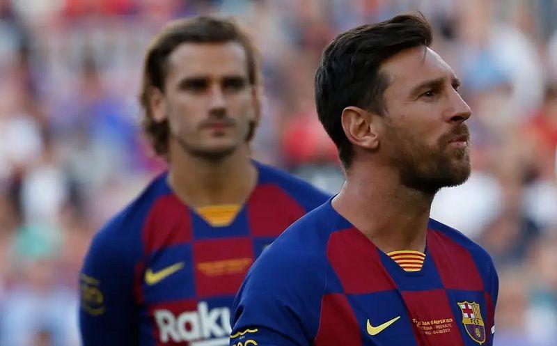 Футбол, Примера, Барселона - Леванте, прямая текстовая онлайн трансляция