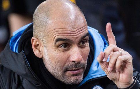 "Гвардиола пообещал остаться в ""Манчестер Сити"""